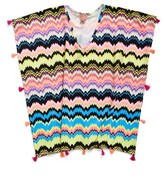 Pilyq Girl's Print Tassel Tunic