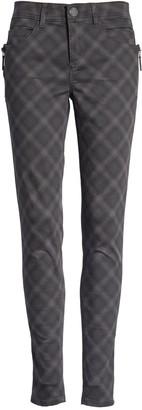 Wit & Wisdom Ab-Solution Zip Pocket Skinny Pants