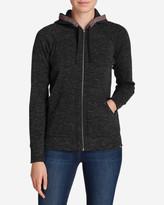 Eddie Bauer Women's Legend Wash Full-Zip Sweatshirt