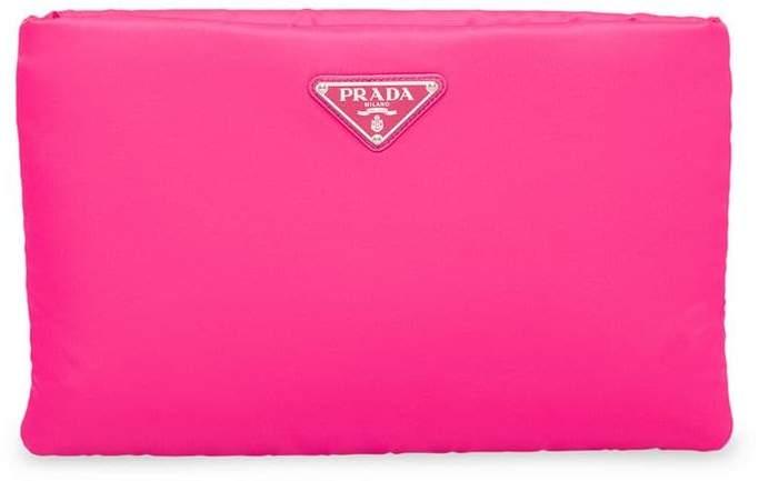 406780ac45cb Prada Pink Clutches - ShopStyle
