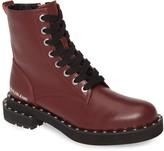 Calvin Klein Jeans Nannie Stud Welt Combat Boot