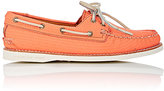 Sperry WOMEN'S AUTHENTIC ORIGINAL BOAT SHOES-PINK SIZE 5