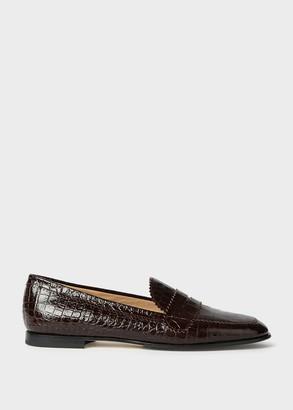 Hobbs Luna Crocodile Loafers