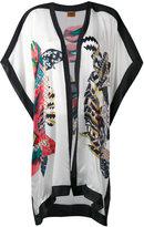 Missoni printed kaftan - women - Silk - XS