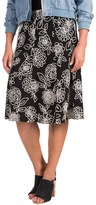 NYCC New York Clothing Co. Printed Skirt (For Women)