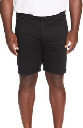 Johnny Bigg Marshall Stretch Five-Pocket Shorts