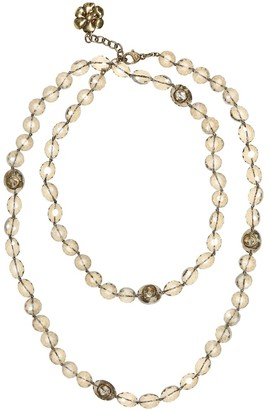 Gucci Interlocking G beaded necklace