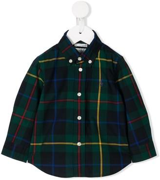 Ralph Lauren Kids Check Button-Down Shirt