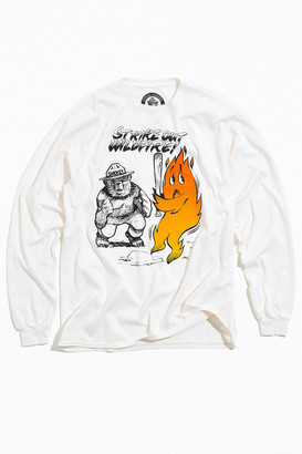 Urban Outfitters Smokey The Bear Wildfire Tee