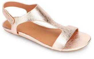 Gentle Souls by Kenneth Cole Lark Slim T-Strap Sandals Women Shoes