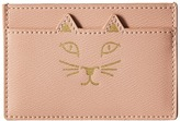 Charlotte Olympia Feline Card Holder Credit card Wallet