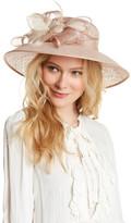 San Diego Hat Company Round Crown Derby Hat