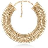Michael Kors Chainmail Collar Necklace