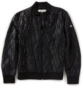 Calvin Klein Jeans Tonal Logo Bomber Jacket