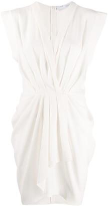 IRO Sleeveless Ruched Front Dress