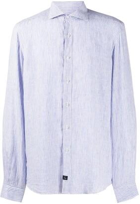 Fay Striped Linen Shirt