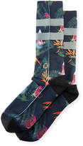 Stance Fish Food Cotton-Blend Socks
