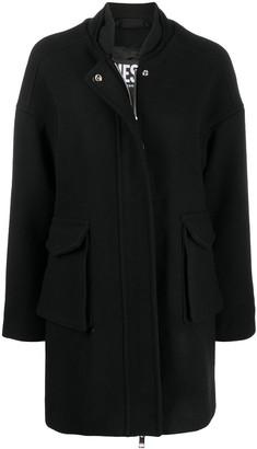 Diesel Double-Weave Braided Jacket