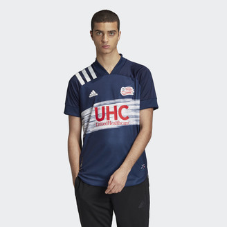 adidas New England Revolution Home Authentic Jersey