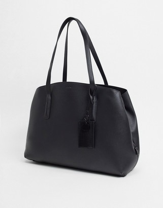 Aldo Ramada structured tote in black