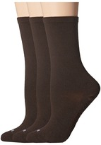 Hue Massaging Sole Socks 3-Pack