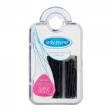 Lady Jayne Super Hold Bobby Pins, 4cm, 5cm & 6cm, Black 60 pack