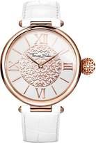 Thomas Sabo Women`s karma arabesque white watch
