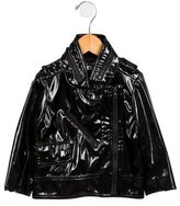 Alice + Olivia Girls' Patent Jacket w/ Tags