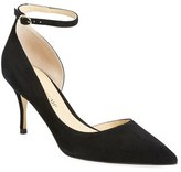 Ivanka Trump Women's 'Brita' Ankle Strap Pointy Toe Pump