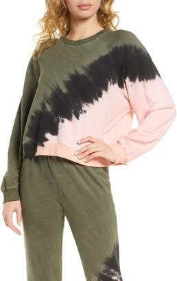 Electric & Rose Ronan Tie Dye Sweatshirt