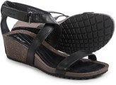 Teva Cabrillo Strap Wedge 2 Sandals - Leather (For Women)