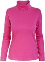 Trespass Womens/Ladies Jamie Ski Polo Neck Top (XL)