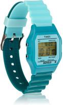 Timex80 Two-tone digital watch