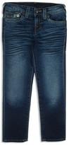 True Religion Boys' Geno French Terry Jeans - Sizes 2T-7