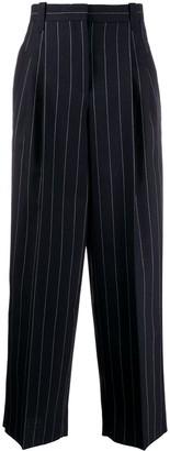 Loewe Wide Striped Trousers