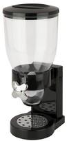 Zevro The Original Indispensable® Single Dry Food Dispenser - Black
