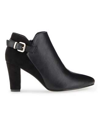 Jd Williams Ultimate Comfort Ankle Boots EEE Fit
