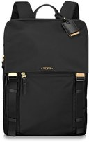 Tumi 'Voyageur - Sacha' Flap Backpack - Black