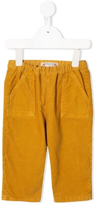 Bonpoint Thursday corduroy straight-leg trousers