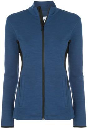 Aztech Mountain Bonnie's zipped sweatshirt