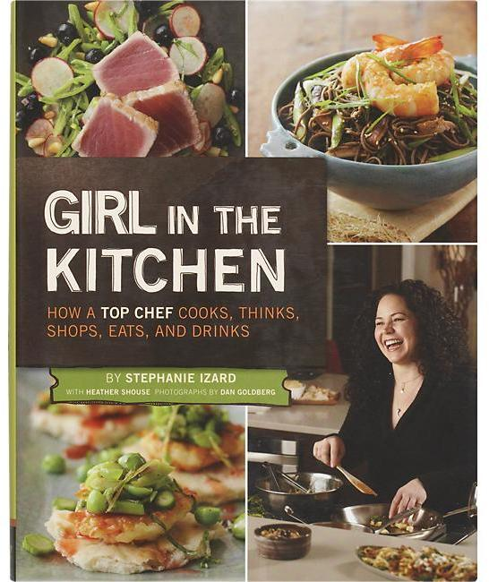 Crate & Barrel Girl in the Kitchen Cookbook
