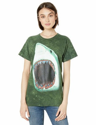 The Mountain Shark Bite Adult Woman's T-Shirt
