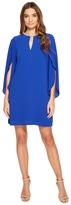 Jessica Simpson Flutter Sleeved Cut Out Dress