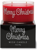 Primal Elements Merry Christimas Wish Candle