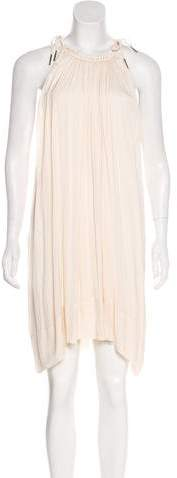 Isabel Marant Draped Knee-Length Dress
