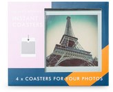 Oliver Bonas Instant Coasters for Your Photos