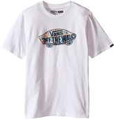 Vans Kids OTW Logo Fill T-Shirt (Big Kids)