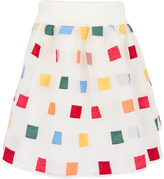 Simonetta Off White Skirt