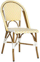 Safavieh Set Of Two Salcha Indoor-Outdoor Stacking Side Chairs