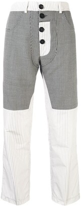 Delada Tailored Two Way Trousers
